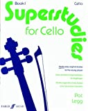 Superstudies for Cello, P. Legg, 0571513786