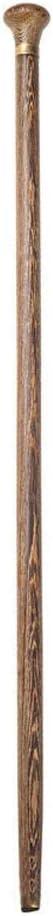 AA + 高品質黄色無垢片手杖、英国スタイルクラシック紳士杖、高強度軽量杖