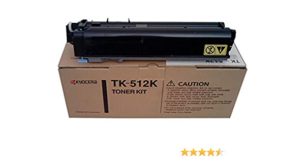 Print.After.Print Compatible Toner Replacement for Kyocera-Mita TK542K 1T02HL0US0 Black Works with: FS C5100 C5100DN