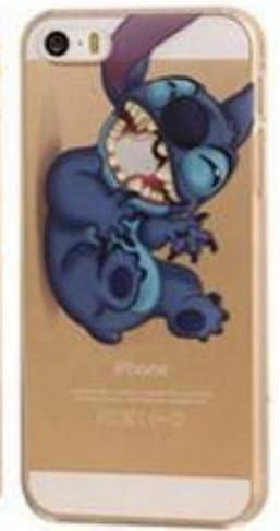Mir3 Cover iphone 6 4.7 STITCH mangia mela APPLE RIGIDA MORSO ...