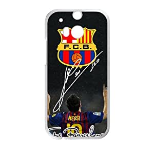 FCB Fashion Comstom Plastic case cover For HTC One M8