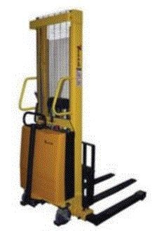 - Vestil SL-DK Solid Platform for Powered Lift Stacker