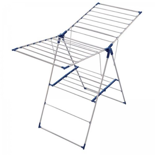 Roma 150 Stainless Steel Gullwing Laundry Drying Rack