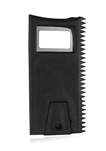 (Board Grabber Surf Wax Comb & Scraper with Bottle Opener and)