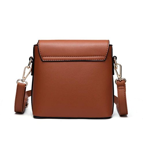 PU Red Bolso Fashion Casual Mujer Bolso BAILIANG Del De De Hombro Para Crossbody Simple La Mini H10qZEwq6