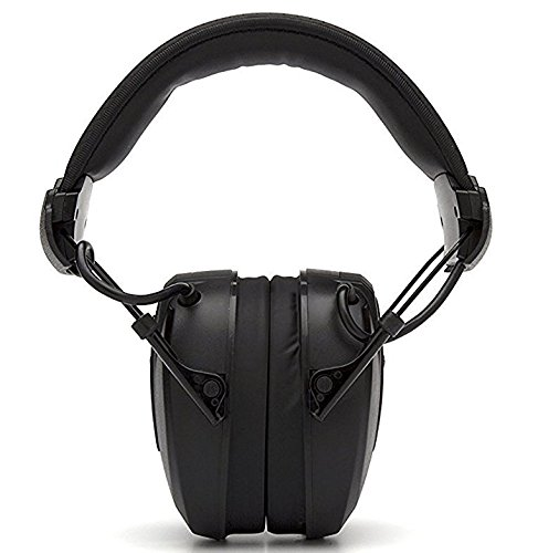 Venture Gear VGPME10 Clandestine Electronic Earmuff Hearing Protection by Venture Gear