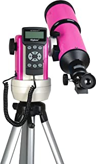 iOptron SmartStar-R80 9802P-A GPS Computerized Telescope with Carry Bag (Pulsar Pink) (B005HQ4L8Y) | Amazon Products