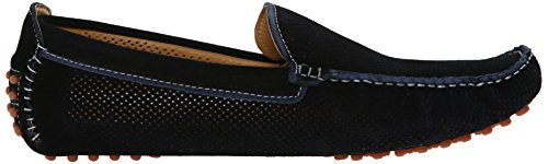 Joes Jeans Mens Glider Slip-on Loafer Svart