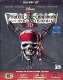 Pirates of Caribbean on Stranger Tides (3D)