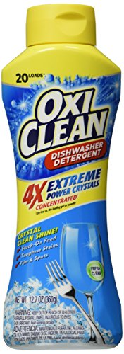 OxiClean Extreme Power Crystals Dishwasher Detergent, Fresh Clean, 12.7 oz. (... (Dishwasher Crystals compare prices)