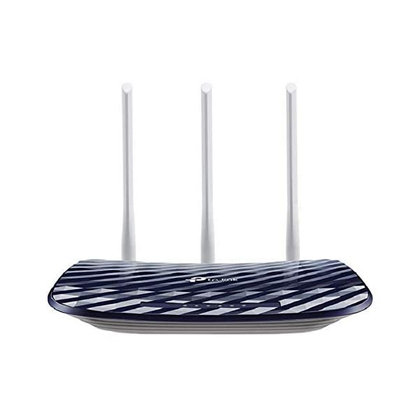TP-Link AC750 Dual Band Wireless Cable Router, 4 10/100 LAN + 10/100 WAN Ports, Support Guest Network and Parental… 2021 June 750 Mbps Dual Band Wi-Fi —— Simultaneous 2.4GHz 300Mbps and 5GHz 433Mbps connections for 733Mbps of total available bandwidth Antennas —— 3 external antennas provide stable omnidirectional signal and superior wireless coverage Working Modes —— Router Mode, Access Point Mode, Range Extender Mode.