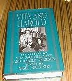 Vita and Harold, Nigel Nicolson, 0399136665