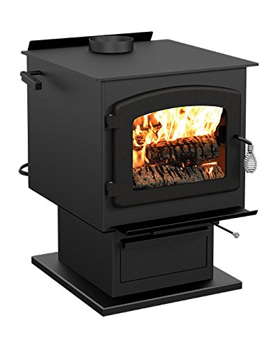 wood stove high efficiency - 4