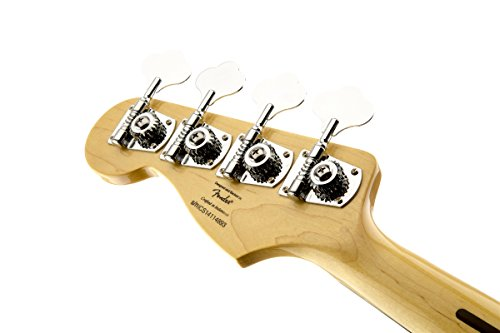 Squier by Fender 306702521 Vintage Modified Jazz Bass '70s, Natural by Fender (Image #5)