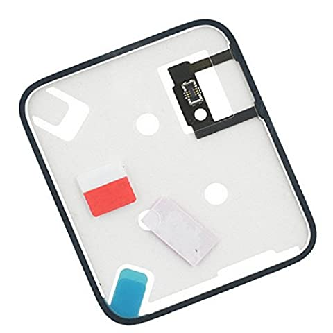 Ogodeal Apple Watch Touch Screen Force Sensor Gasket Flex With Rear Case Housing Adhesive Strips Waterproof Tape Glue Replacement OEM For Apple Watch (1st Generation) and Series 1 Repair - Series Gasket