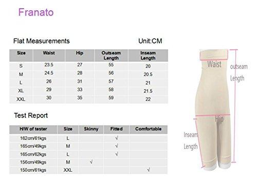 Franato Womens Shapewear Seamfree High Waist Slimming Control Briefs Tummy...