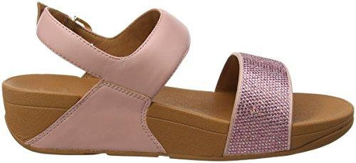 Pink Strap Back Aperta Dusky Sandals Donna Fitflop Pink Sandali Ritzy Punta Tq6TpZw