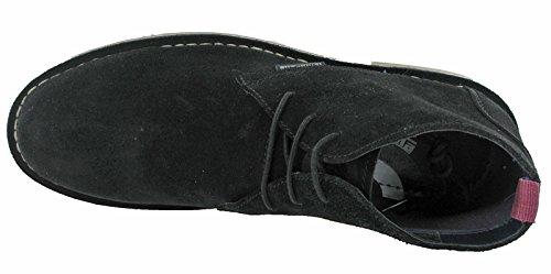 Black Sole Taupe Bottes pour Homme Lambretta n87BWt6xB