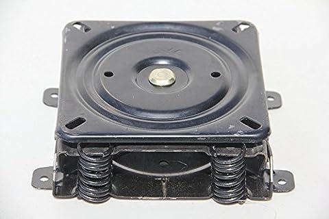 Swivel Rocker Chair Mechanism, Steel Springs Plate Base with set of SCREWS