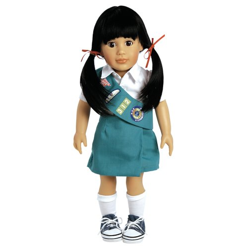 [Adora Play Doll Lily - Girl Scout Jr. 18