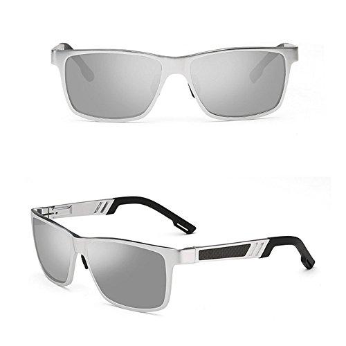 sol sol C de Gafas 100 de polarizadas de Gafas sol Gafas de de de deportivas sol UV400 SSSX para Color Gafas conducción B hombre Gafas aviador 4qnUExw1OH