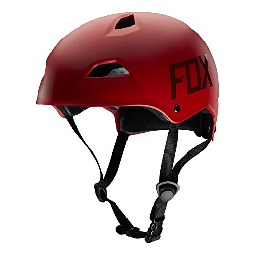 Fox Racing Flight Hardshell Helmet Matte Red, L