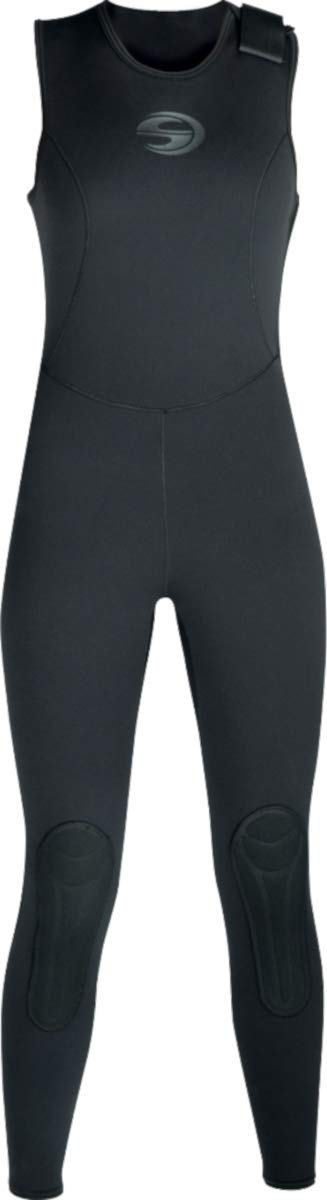 Deep See by Aqua Lung 3mm Women's Farmer Jane Wetsuit (13/14) by Aqualung