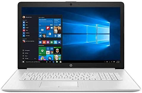 "HP 17.3"" FHD IPS Laptop, Core i5-10210U (Beat i7-8665U), HD Webcam, Backlit Keyboard, HDMI, UHD Graphics, Windows 10 Home, 12GB Memory, 1TB HDD (Renewed)"