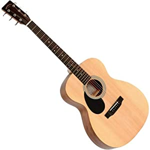 Sigma OMM-STL Linkshänder Westerngitarre