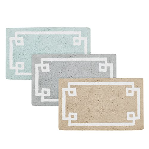 - Madison Park Evan Tufted Rug, 20x30, Taupe