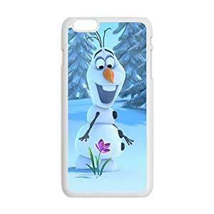 Cute Lovely Olaf Design Best Seller High Quality Phone Case For iphone 5s Plaus