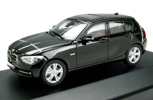 1/43 BMW 1シリーズ F20 ブラックサファイア 左ハンドル PA-91004