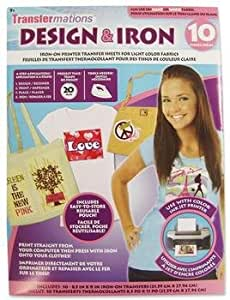 Transfermations Design and Iron