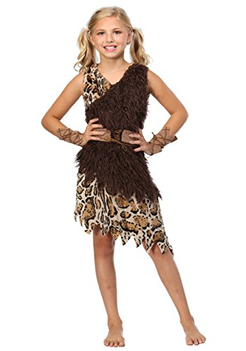 Child Cavegirl Costume Small