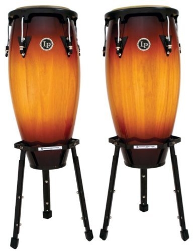 Latin Percussion LPA646B-VSB Conga Drum Vintage Sunburst