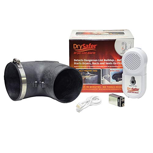 NEW! DrySafer Dryer Lint Alarm PLUS Contractor 6 Pack by DrySafer (Image #5)