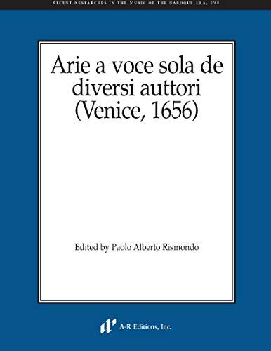 italian arias of the baroque - 9