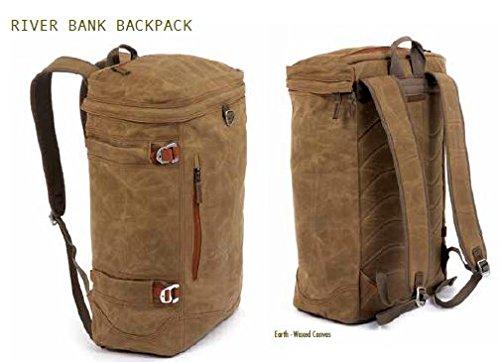 Fishpond River Bank Backpack - Earth