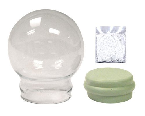 - National Artcraft Water Globe, 2-1/2 Inch Diameter