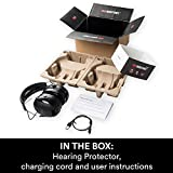 WorkTunes Connect + Gel Ear Cushions Hearing