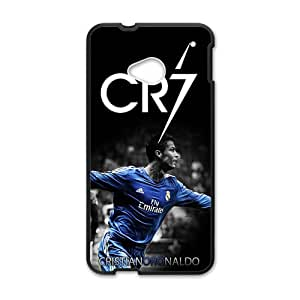 Cristia Noronaldo Fahionable And Popular High Quality Back Case Cover For HTC M7