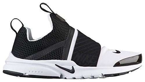 uk availability f07cd b3288 NIKE Presto Extreme Big Kids  Shoes White Black 870020-100 (6 M
