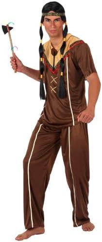 Atosa- Disfraz hombre indio, M-L (10223): Amazon.es: Juguetes y ...