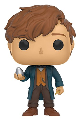 Funko POP Movies: Fantastic Beasts - Newt w/Egg Action (Beast Vinyl Figure)
