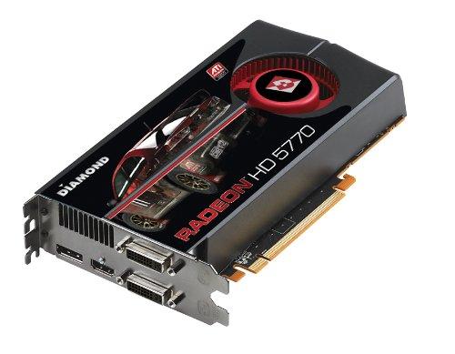 Diamond ATI Radeon HD5770 PCI-Express 1024 MB GDDR5 Video Card 5770PE51GXOC