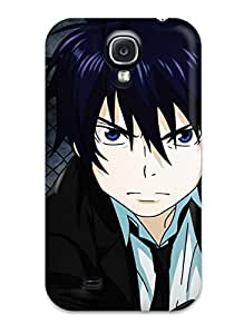 Hot EXPyRTk13166KBjMn Ao No Exorcist Tpu Case Cover Compatible With Galaxy S4