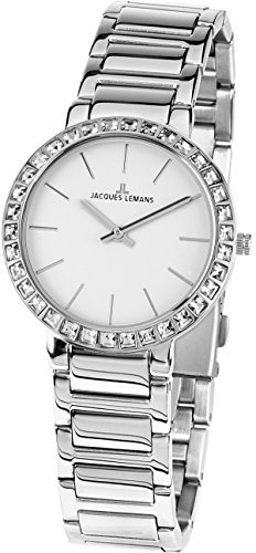 Jacques Lemans MILANO 1-1843.1A Wristwatch for women Classic & Simple