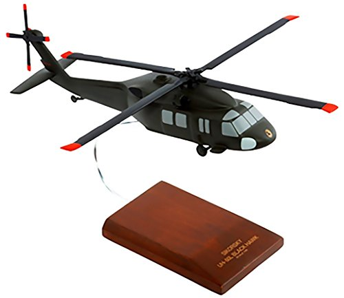 (Mastercraft Collection UH-60L Blackhawk Helicopter Model Scale:1/48)