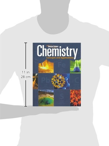 Chemistry: Concepts & Applications, Student Edition by McGraw-Hill Education (Image #1)