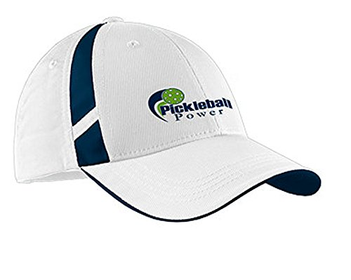 Trim Twill Visor (Pickleball Marketplace Logo